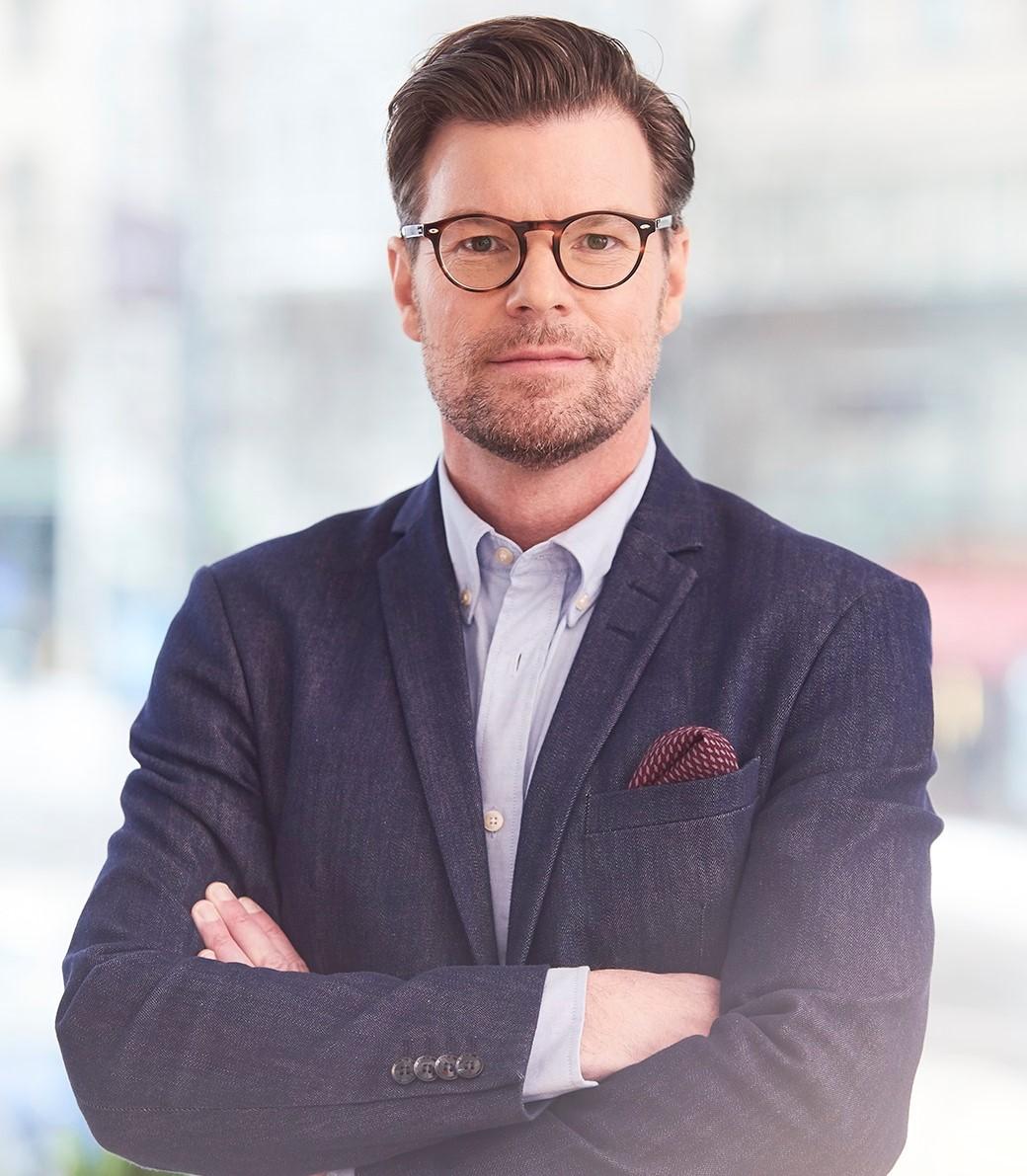 Petter Skogar, förbundsordförande KFO. Foto: Kristofer Samuelsson